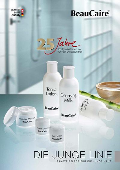 Junge Pflege von Dr. Baumann in Freiburg - Kosmetikstudio Rosi Troll