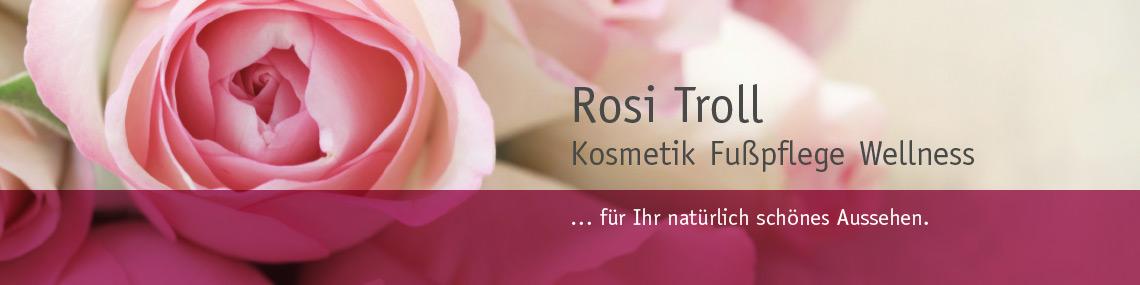 Rosi Troll Kosmetikstudio in Freiburg